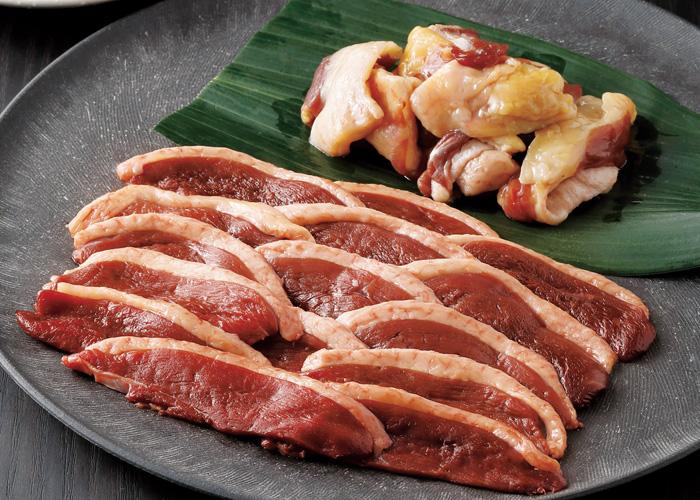 琵琶湖郷土料理の旅(天然真鴨の鴨すきと子持小鮎佃煮セット)